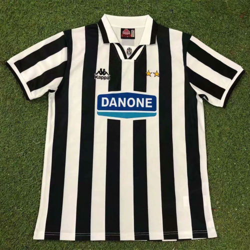 Juventus 1994-95 Home Retro Jersey