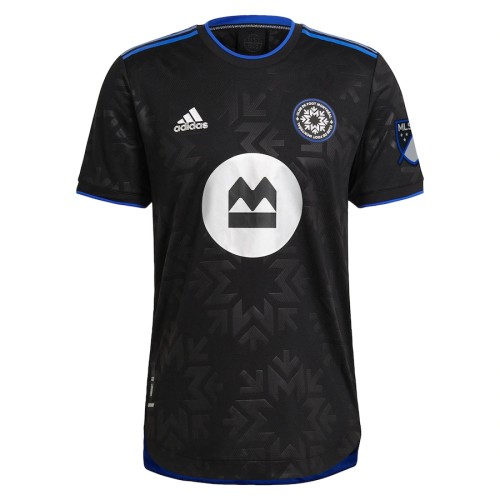 Player Version Montreal Impact 2021 Home Authentic Jersey