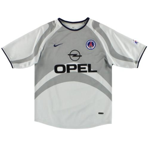 Paris Saint-Germain 2001-2002 Away Retro Jersey
