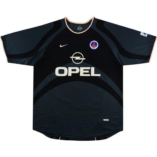 Paris Saint-Germain 2001-2002 Third Retro Jersey