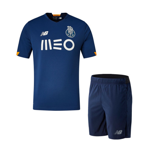 FC Porto 20/21 Away Soccer Jersey and Short Kit