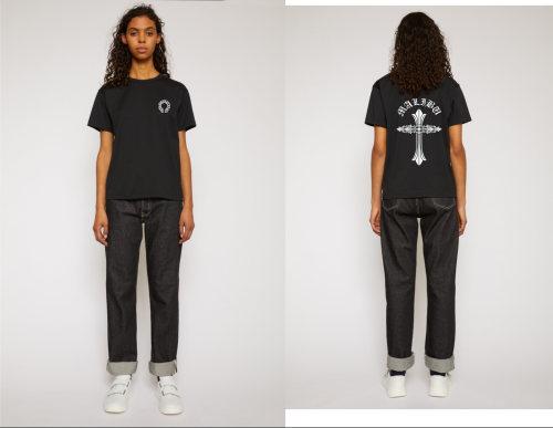 Streetwear Brand T-Shirt Black 2021.3.31