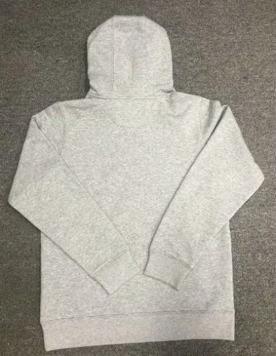 Bayern Munich 20/21 Hoodie With Wool -Gray