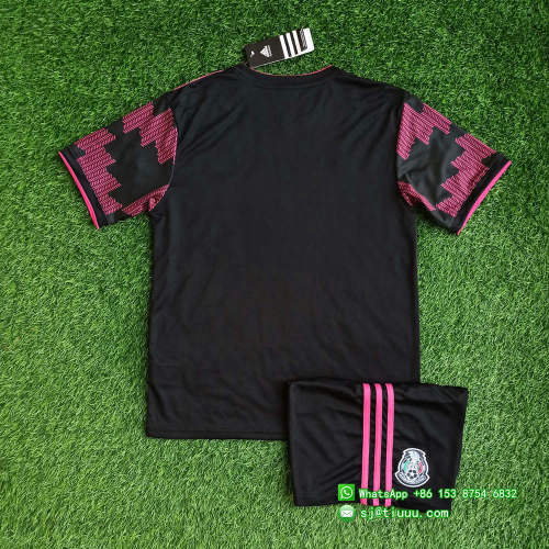 Mexico 2021 Home Jersey and Short Kit