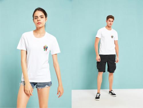 Streetwear Brand T-Shirt White 2021.3.31