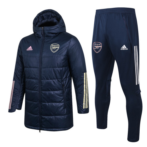 ARS 20/21 Winter Training Coat Navy