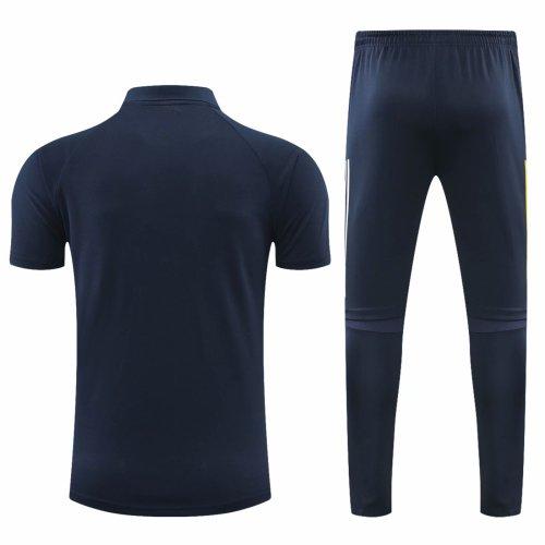 Boca Juniors 2020 Polo and Pants Kits Navy Blue