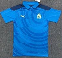 Olympique Marseille 20/21 Third Pre-Match Polo Shirt