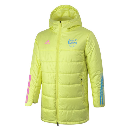 ARS 20/21 Winter Training Coat Yellow H0020#