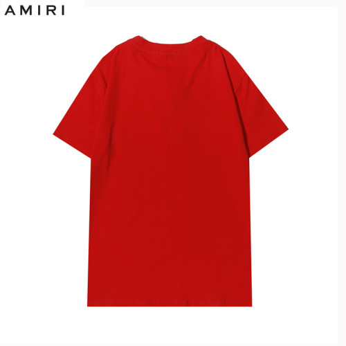 Fashionable Brand T-shirt Red 2021.3.31