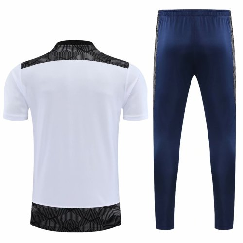 Italy 20/21 Polo and Pants Kits White