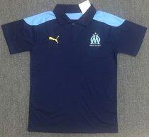Olympique Marseille 20/21 Away Pre-Match Polo Shirt