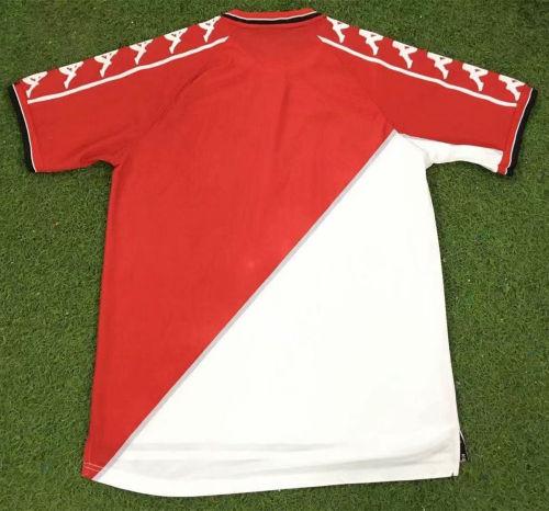 AS Monaco 1999-2000 Home Retro Jersey