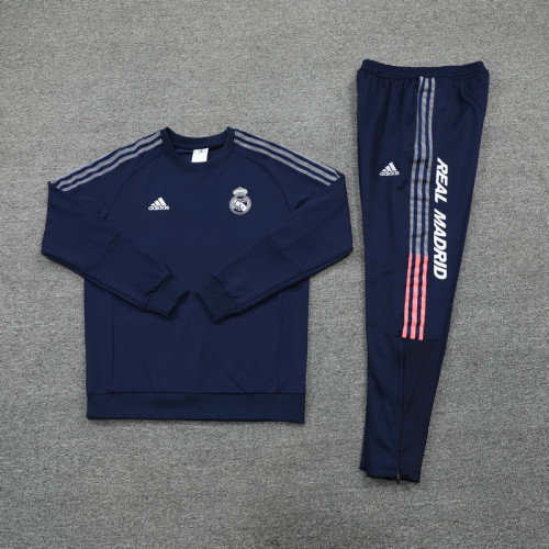 Real Madrid 21/22 Training Top Navy