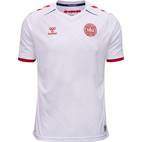 Thai Version Denmark 2021 Away Soccer Jersey
