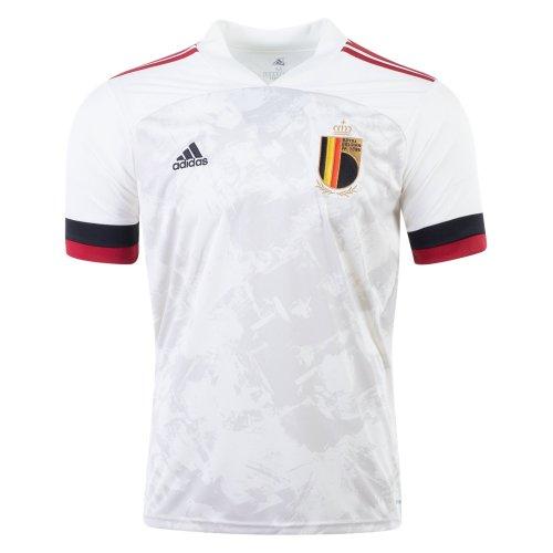 Thai Version Belgium 2021 Away Soccer Jersey