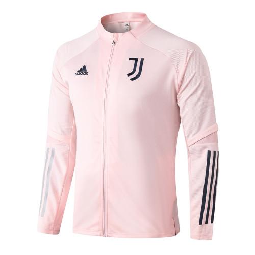 Juventus 20/21 Jacket Tracksuit Pink A346#