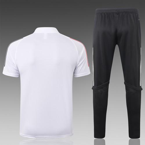 Sao Paulo 2020 Pre-Match Polo Kit White C458#