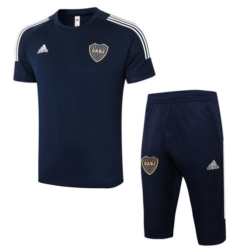 Boca Juniors 20/21 Drill Kits Navy D570#