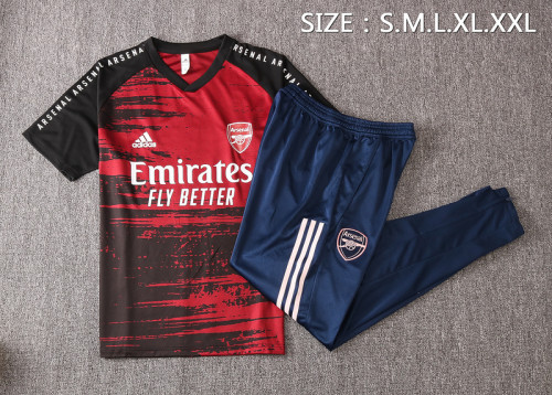 ARS 20/21 Training Kit Red and Black C586#