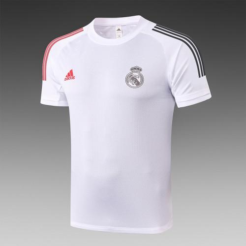 Real Madrid 20/21 Training Kit White C518#