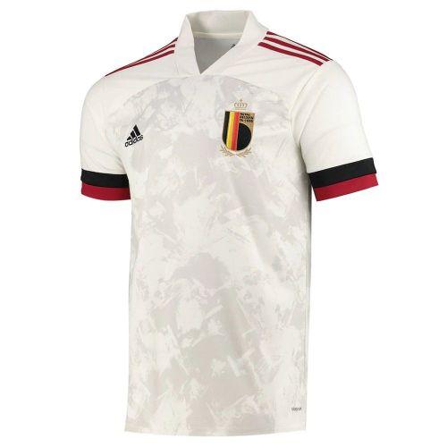 Player Version Belgium 2021 Away Authentic Jersey