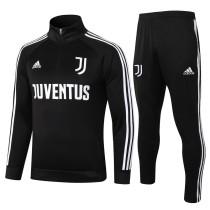 Juventus 20/21 Drill Tracksuit Black B445#