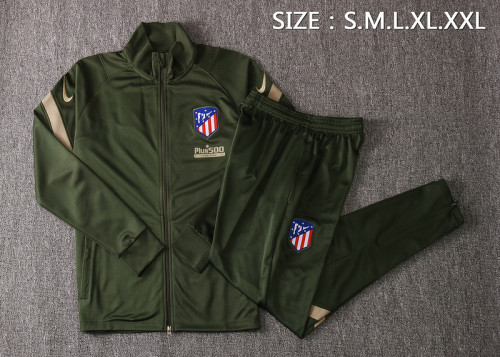 ATM 20/21 Jacket Tracksuit Army Green A407#