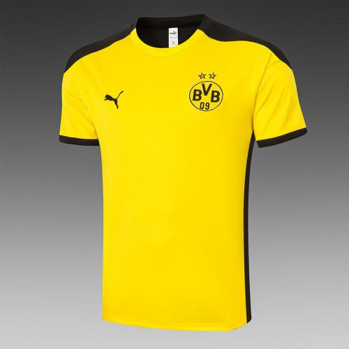 Borussia Dortmund 20/21 Training Kit Yellow C558#