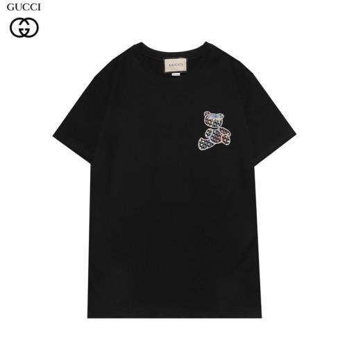 Luxury Fashion Brand T-Shirt Black 2021.3.31