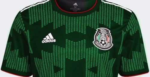 Thai Version Mexico 2021 Home Soccer Jersey -Green