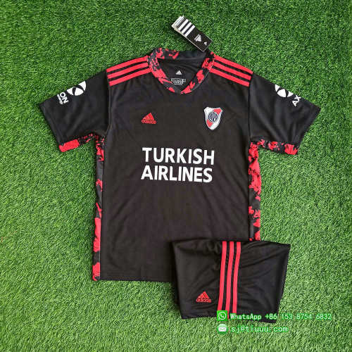 River Plate 2021 Goalkeeper Jersey and Short Kit