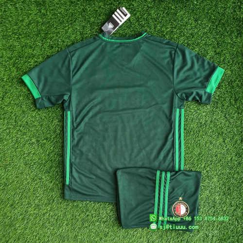 Feyenoord Rotterdam 21/22 Away Jersey and Short Kit