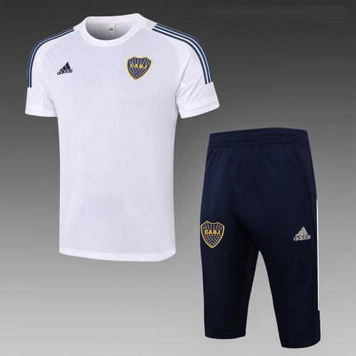 Boca Juniors 20/21 Drill Kits White D571#