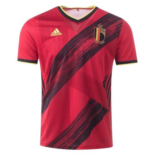 Thai Version Belgium 2021 Home Soccer Jersey