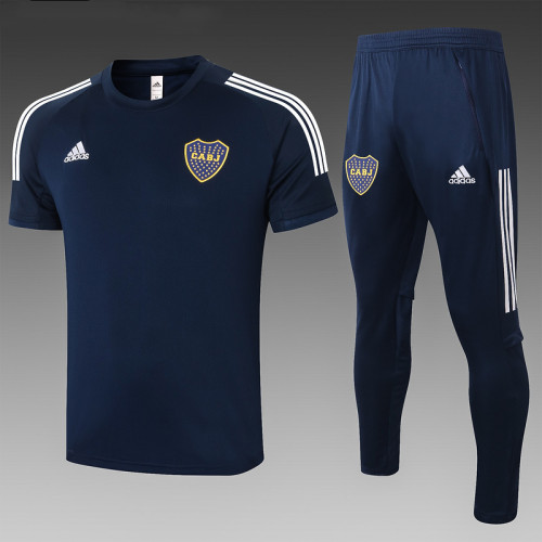 Boca Juniors 2020 Training Kit Navy C570#