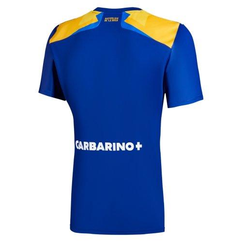 Thai Version Boca Juniors 2021 Third Soccer Jersey