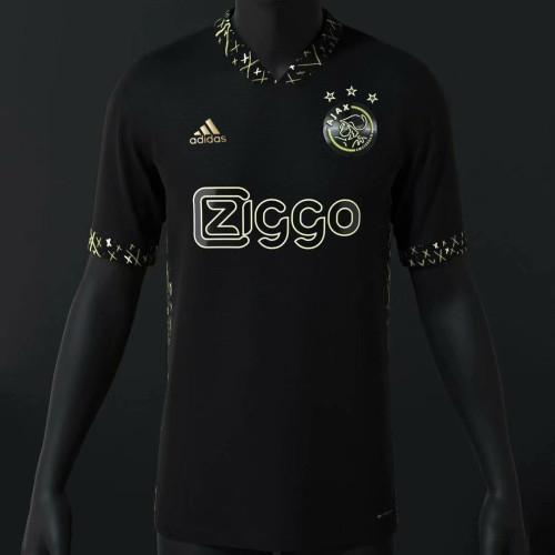Thai Version Ajax 21/22 Fourth Soccer Jersey