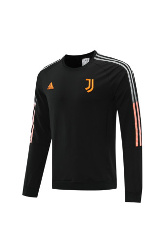 Juventus 21/22 Training Top Black