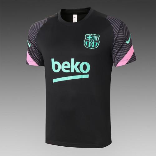 Barcelona 20/21 Training Kit Black C556#