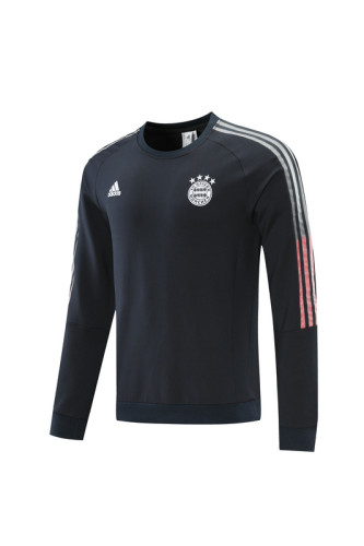 Bayern Munich 21/22 Training Top Black