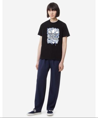Sports Brand T-shirt Black 2021.3.31