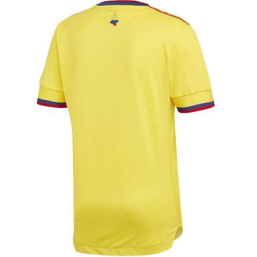 Player Version Colombia 2021 Home Authentic Jersey