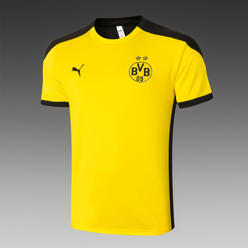 Borussia Dortmund 20/21 Drill Kits Yellow D558#