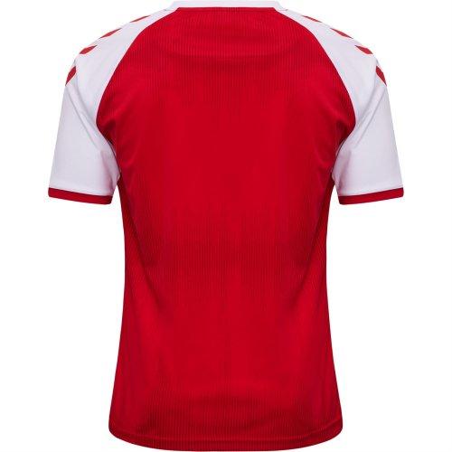 Thai Version Denmark 2021 Home Soccer Jersey