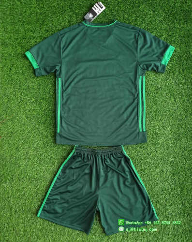 Kids Feyenoord Rotterdam 21/22 Away Jersey and Short Kit