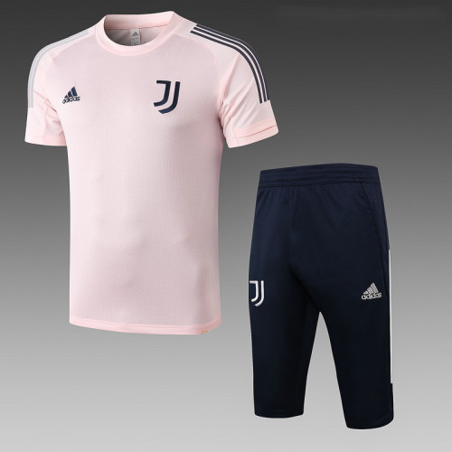 Juventus 20/21 Drill Kits Pink D505#