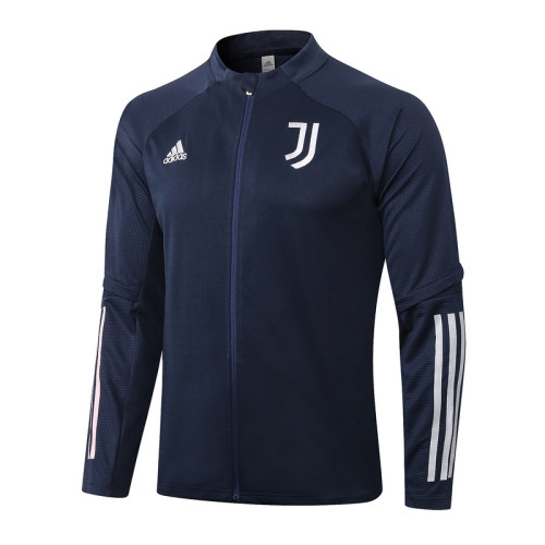Juventus 20/21 Jacket Tracksuit Navy A345#