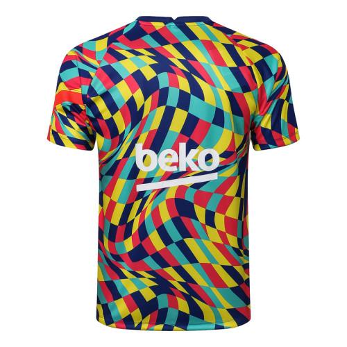 Barcelona 21/22 Training Kit Colour C621#