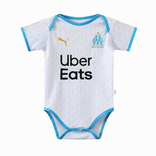 Olympique Marseille 20/21 Infant Rompers